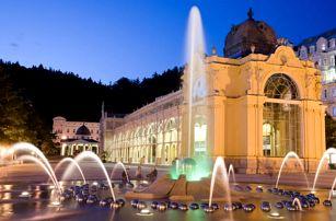 Mariánské Lázně Hotel Goethe na 3-6 dní s polopenzí a wellness