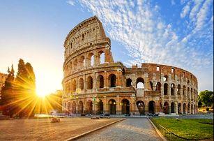 Oblíbený 5 denní zájezd do Itálie. Řím, Vatikán, Vesuv, Pompeje, Herculaneum, Capri a Neapol