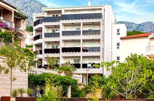 8–10denní Chorvatsko, Tučepi| Residence Aqua**** | Doprava -50% | Dítě zdarma | Parkoviště | Polopenze | Autobusem nebo vlastní doprava