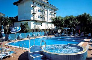 8–10denní Itálie, Emilia Romagna | Hotel Fabio*** 150 m od pláže | Děti zdarma | Venkovní bazén a vířivka