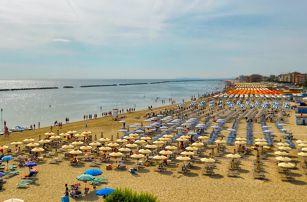 8–10denní Itálie, Emilia Romagna | Hotel Zamagna*** | Dítě zdarma | Klimatizace | Polopenze | Autobusem nebo vlastní doprava