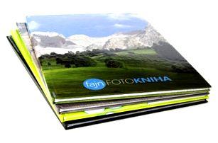 Fotokniha z vlastních fotografií. Vytvořte si vlastní fotoknihu.