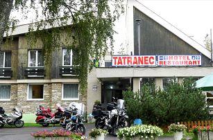 Pobytové balíčky v hotelu Tatranec ** ve slovenské Tatranské Lomnici