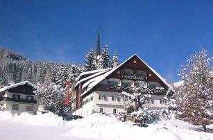 Rakousko - Dachstein West na 3-7 dnů, polopenze