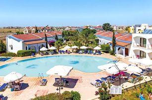 Kypr - Famagusta letecky na 8-9 dnů, all inclusive