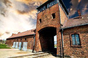 1denní výlet do koncentračního tábora Osvětim a Březinky