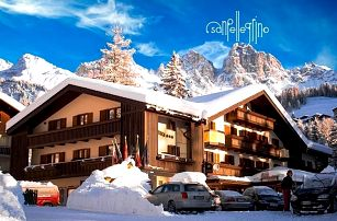 Itálie - Val di Fassa e Carezza na 5 dní, polopenze s dopravou autobusem