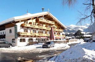 Rakousko - Tyrolsko na 4 až 5 dní, polopenze s dopravou vlastní