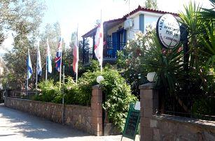 Řecko - Lesbos letecky na 8-15 dnů