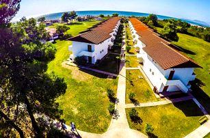 Černá Hora - Ulcinj na 8 dnů, plná penze