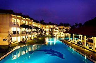 Srí Lanka - Negombo na 10 dní, all inclusive s dopravou letecky z Prahy, přímo na pláži