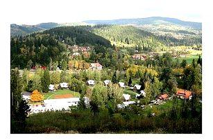 Beskydy - pobyt s polopenzí pro 2 osoby na 3 nebo 4 dny v rekreačním středisku Retaso.