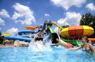 3–8denní wellness Slovinsko | Hotel Toplice**** | Dítě zdarma | Lázně Terme Čatež