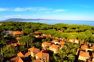 8denní Itálie, Toskánsko | Villaggio Argentario*** přímo u pláže | Bazén, Parkoviště, Plážový servis