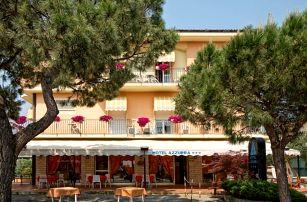 4–8denní Itálie, Lado di Garda | Hotel Azzurra*** | Parkoviště zdarma | Polopenze | Vlastní doprava