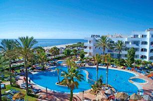 Španělsko, Andalusie, letecky na 8 dní polopenze