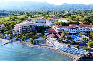 Řecko, Korfu, letecky na 8 dní all inclusive