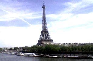 Francie, autobusem na 4 dny