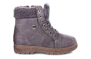 e498f945dc2 Cabin Dámské zimní boty šedé RA1010G Velikost  37