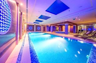 Budapešť v luxusním Hotelu President **** s neomezeným wellness a snídaněmi