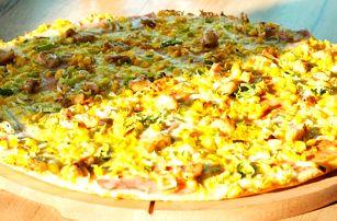 Chacharova pizza: výběr z 8 druhů pro 1 i 2 osoby