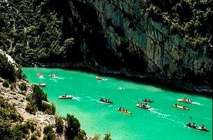 Poznávací zájezd - Kouzelná Provence za 5 dní Marseille, Cannes, Monako a největší kaňon Evropy