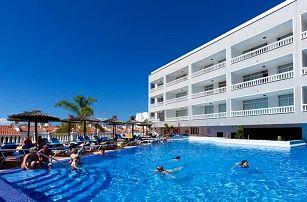 Kanárské ostrovy - Tenerife na 8 dní, all inclusive nebo snídaně s dopravou letecky z Prahy, 450 m od pláže
