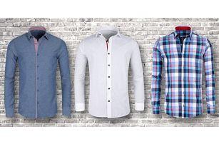 Elegantní pánské košile pro každou příležitost
