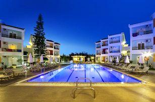 Řecko - Zakynthos na 8 dní, all inclusive s dopravou letecky z Prahy nebo Brna, 250 m od pláže