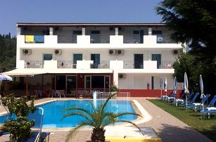 Řecko - Korfu na 4 až 8 dní, all inclusive s dopravou letecky z Prahy nebo Brna, 750 m od pláže