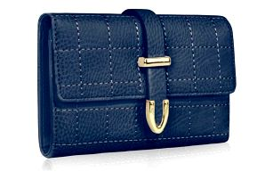 Dámská námořnicky modrá peněženka Britani 1075a