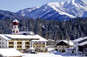 Rakousko - Tyrolsko na 4 až 8 dní, polopenze s dopravou vlastní