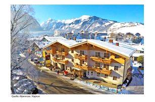 Rakousko - Kaprun / Zell am See na 4 dny, snídaně s dopravou vlastní