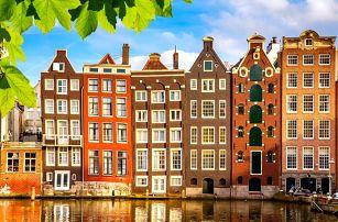 Amsterdam, degustace sýrů i přímořský Volendam