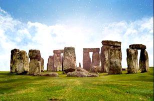 Královské město Londýn, tajemný Stonehenge a Oxford - 5 denní poznávací zájezd s ubytováním