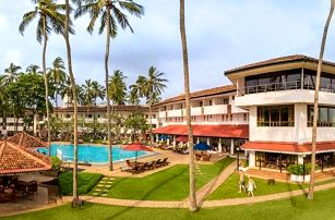 Srí Lanka - Kalutara na 7 dní, polopenze s dopravou letecky z Prahy, přímo na pláži