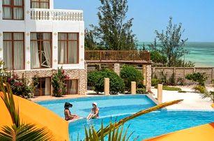 Zanzibar - Kiwengwa na 9 až 12 dní, all inclusive s dopravou letecky z Prahy