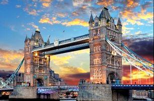 4 denní zájezd - Ty nejlepší památky v Londýně nebo i návštěva ateliérů Harryho Pottera