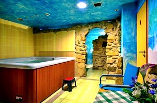 Vysočina: hotel Žákova Hora *** s polopenzí, privátní vířivkou a infrasaunou