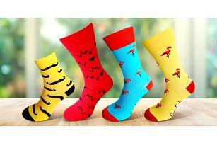 Dámské i pánské ponožky Crazy Socks 2ec5858bb4