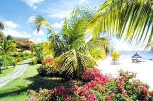 Mauricius - Grand Baie na 7 dní, polopenze s dopravou letecky z Prahy