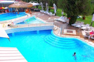 Bulharsko, Slunečné pobřeží: Hotel 4* (8 dní / 7 nocí), all inclusive, 8 minut o pláže - letecky z Prahy, Brna, Ostravy