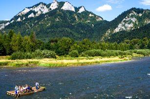 Pieninský národní park: kouzelný pobyt v přírodě