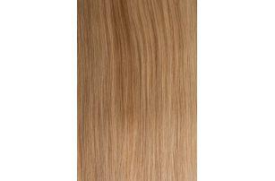 CLIP IN vlasy - set 38 cm světlá blond