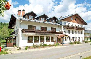 Šumava v hotelu v Bavorské Rudě se saunou a polopenzí + varianty přes Velikonoce