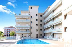 7nocí Itálie, Caorle | Residence Livenza*** 350 m od pláže | Plážový servis | Autobusem nebo vlastní doprava