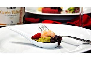 6chodové menu inspirované Provence pro dva