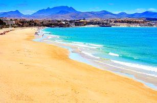 Kanárské ostrovy, Fuerteventura, letecky na 8 dní all inclusive