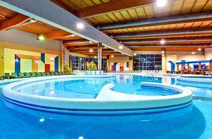 Balaton ve 4* hotelu s neomezeným wellness a polopenzí + platnost do prosince 2019