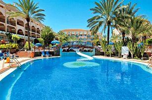 Kanárské ostrovy, Gran Canaria, letecky na 9 dní all inclusive